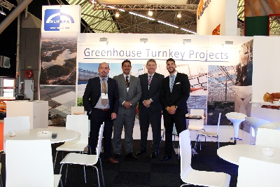 Greentech 14 Amsterdam Rufepa Greenhouse