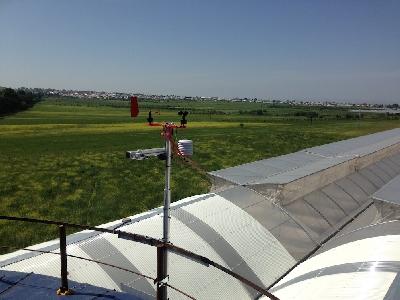 Climate Station Rufepa