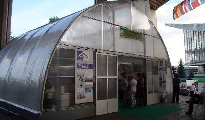Invernaderos de Plástico Tunel o Minitunel